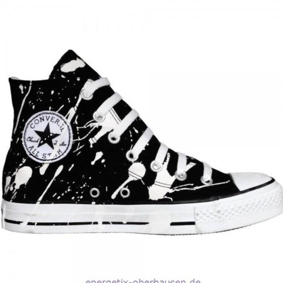 82e7b2e0d06d Converse Other - Converse All Star Paint Splash High Top